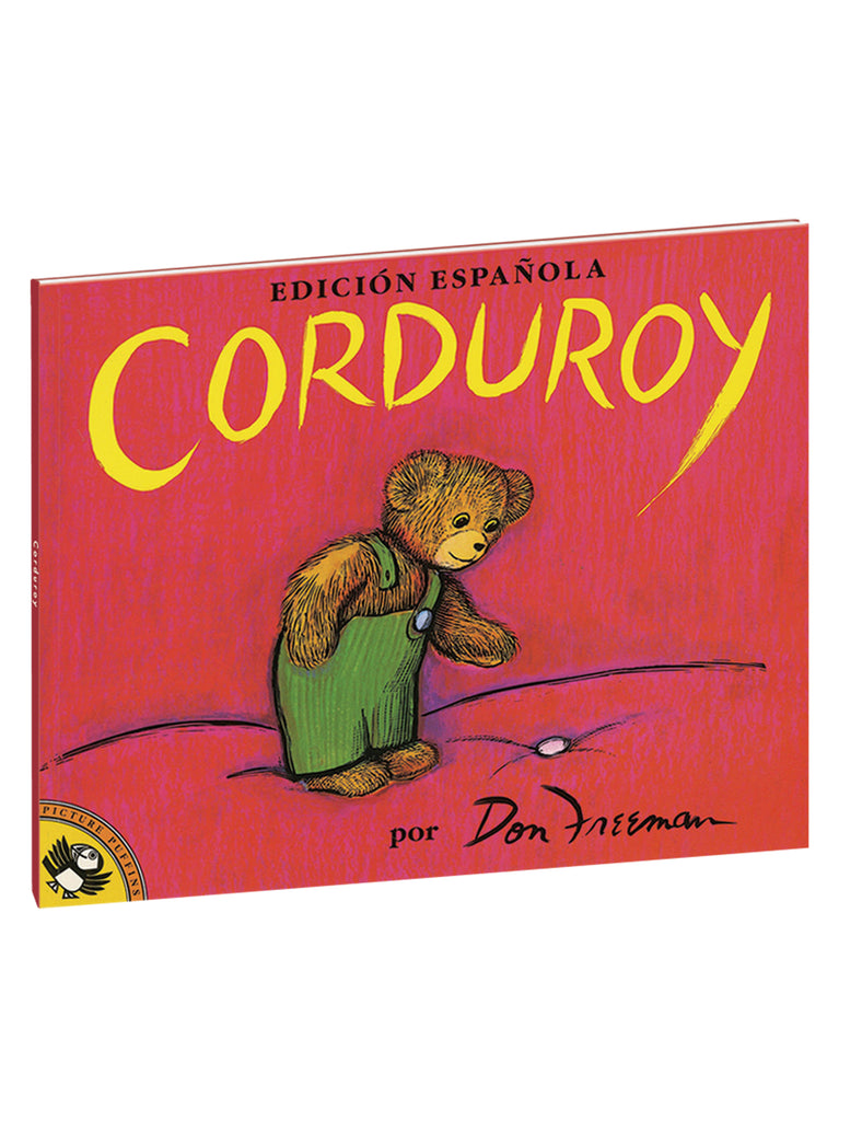 """Corduroy"" Spanish Translation - Paperback Book"