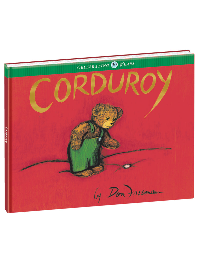 """Corduroy"" 50th Anniversary Hardcover Book"