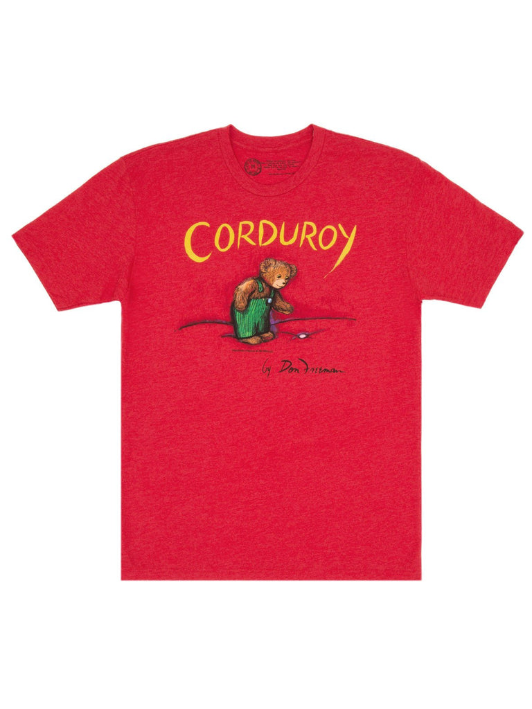 Corduroy T-Shirt - Adult's