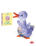 The Ugly Duckling Soft Toy with Mini-Book
