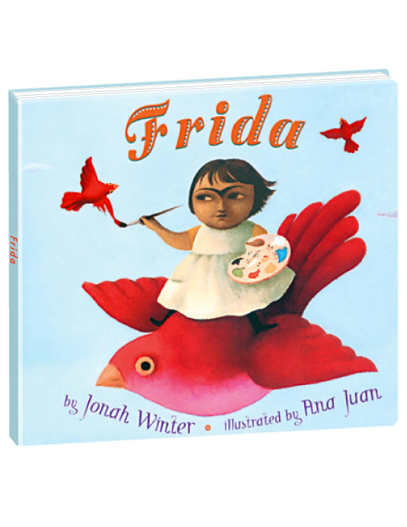 """Frida"" Hardcover Book"