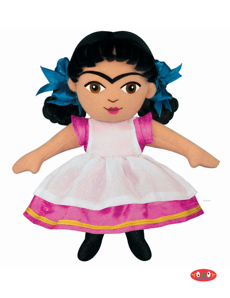 Frida Soft Doll
