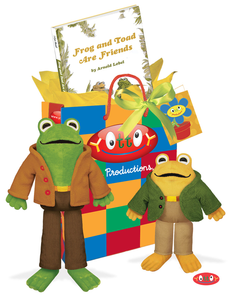 Frog & Toad Friends Forever Gift Set