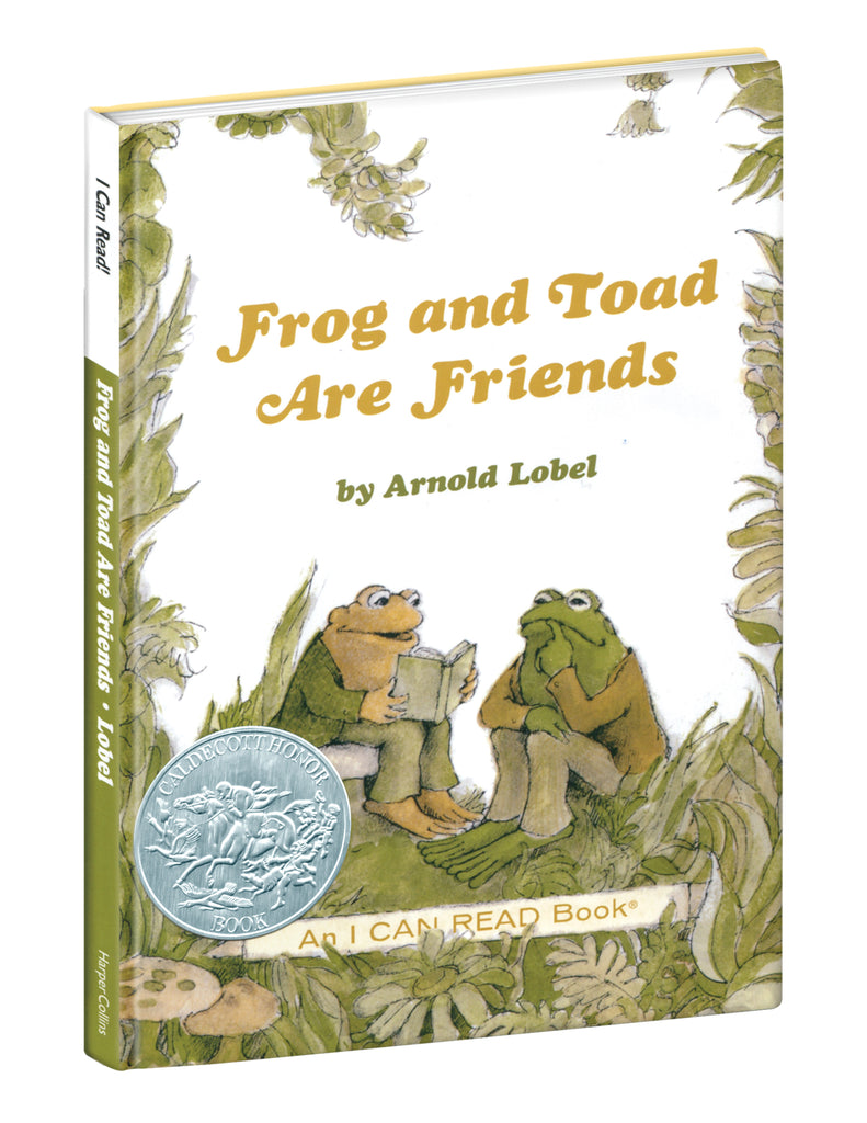 """Frog and Toad Are Friends"" Hardcover Book"