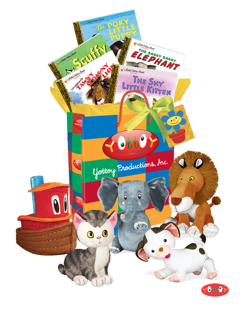 Golden Books Treasure Set