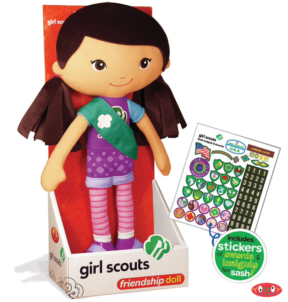 Carina Girl Scouts® Friendship Doll