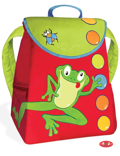 jack frog go go backpack yottoy productions