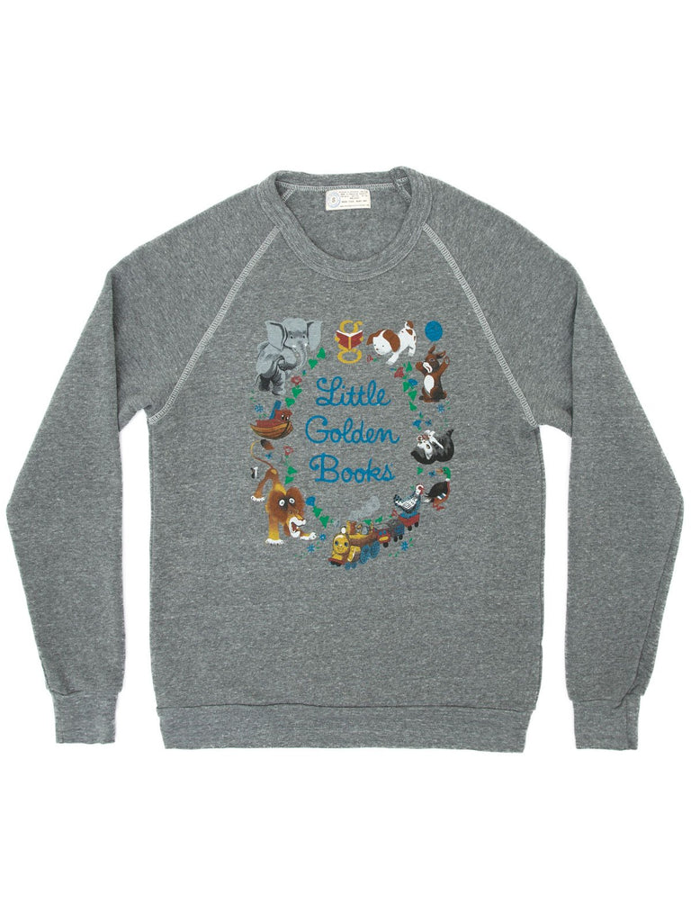 Little Golden Books Fleece Sweatshirt