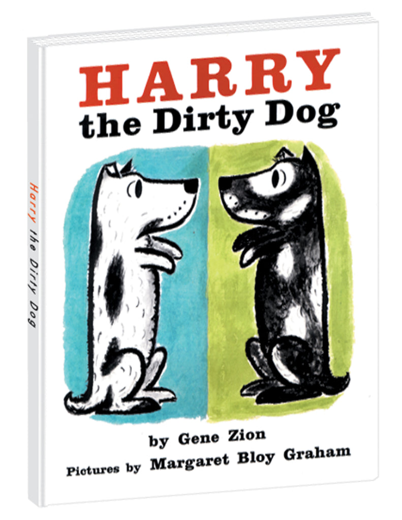 """Harry the Dirty Dog"" Hardcover Book"