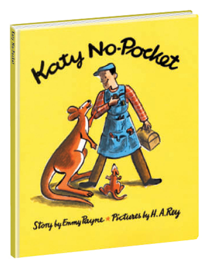 """Katy No-Pocket"" Hardcover Book"