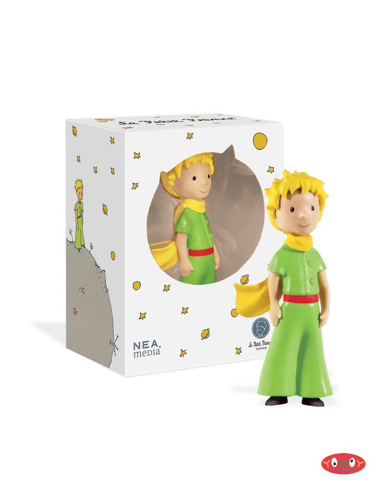 Le Petite Prince Figurine in Gift Box