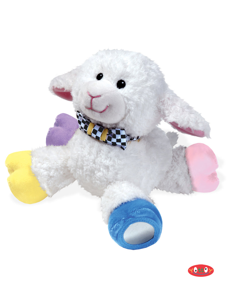 Mary's Little Lamb Activity Toy