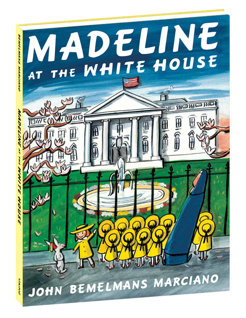 """Madeline at the White House"" Hardcover Book"