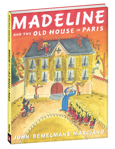 """Madeline's Rescue"" Hardcover Book"