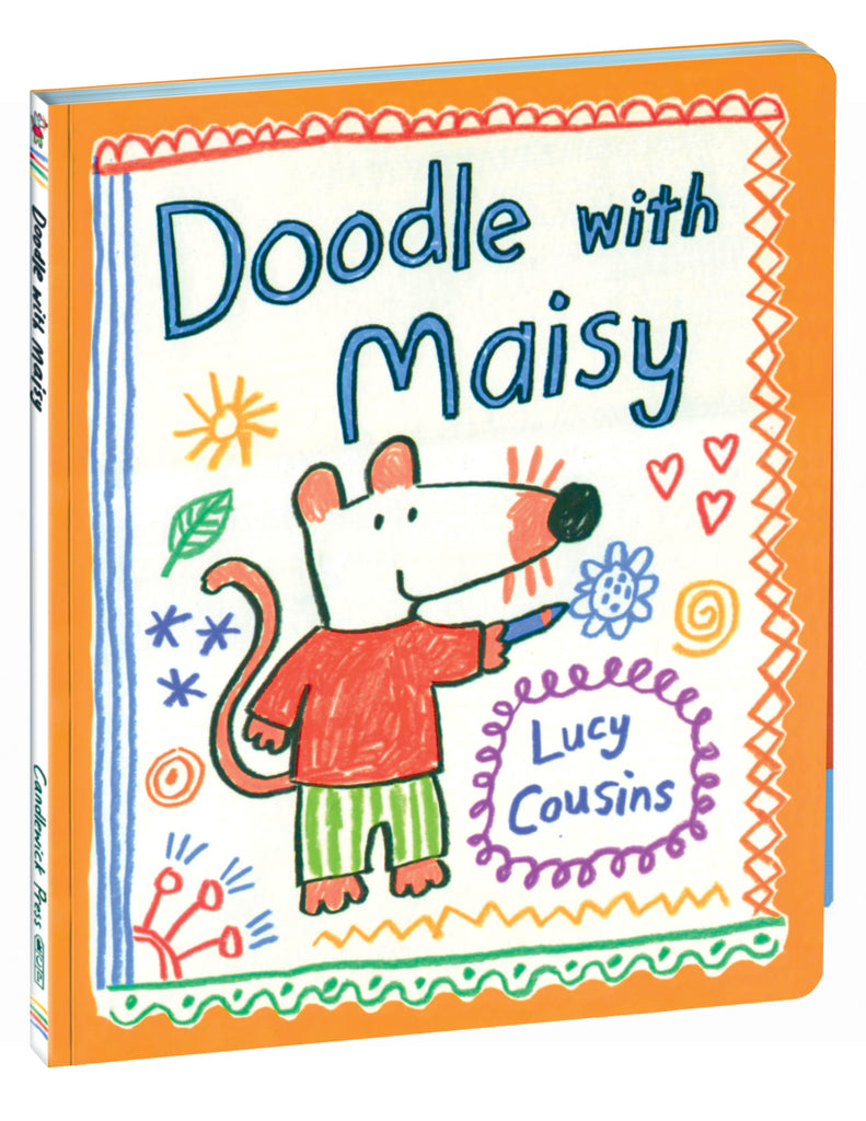 """Doodle with Maisy"" Softcover Book"