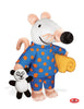 Maisy in Pajamas Soft Toy