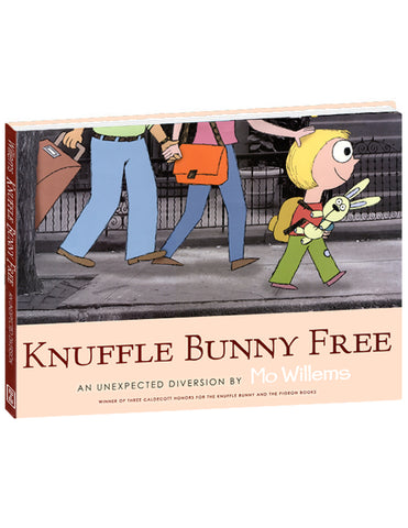 """Knuffle Bunny Too: A Case of Mistaken Identity"" Hardcover Book"
