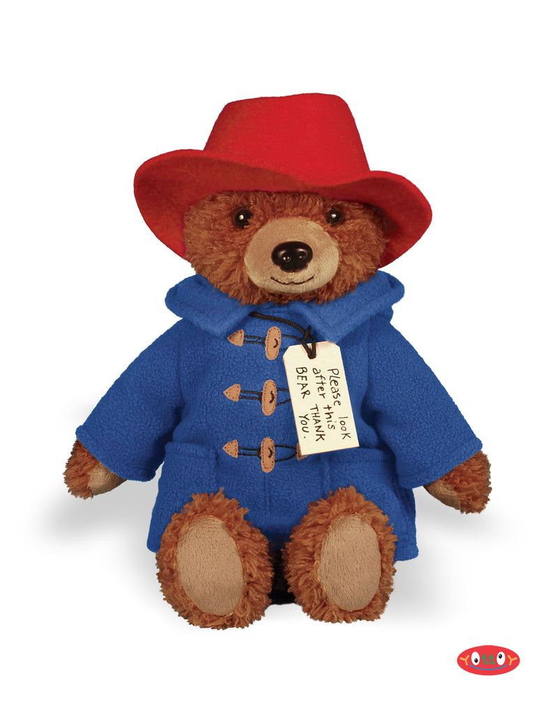 "Big Screen Paddington Bear 8.5"" Soft Toy"
