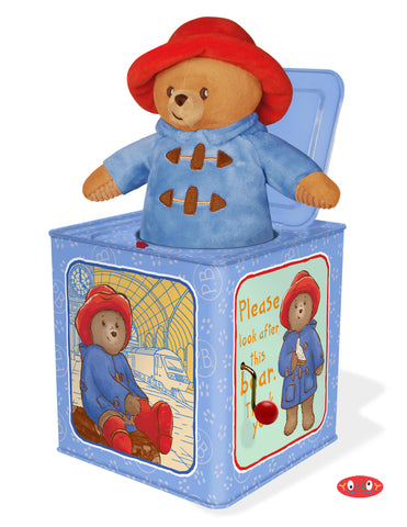 "Classic Seated Paddington 8.5"" Soft Toy"
