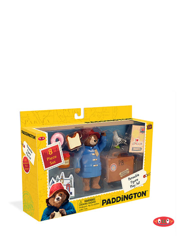 Paddington Stroller Toy