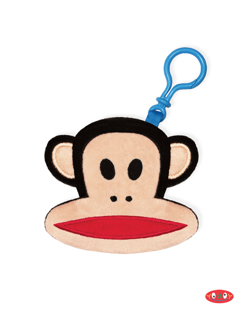 Julius the Monkey Plush Zipper Pouch