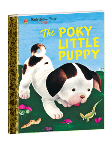 The Poky Little Puppy Soft Toy