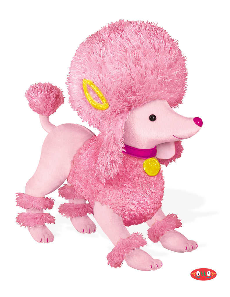 Poodlena Soft Toy