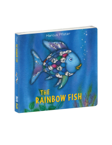 """The Rainbow Fish"" Hardcover Book"