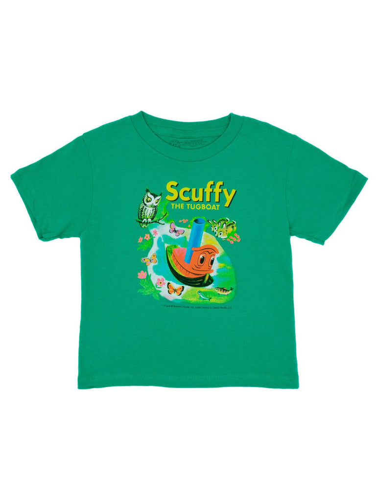 Scuffy the Tugboat T-Shirt - Children's