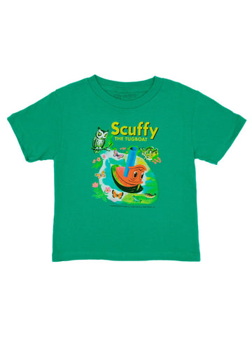 Scuffy the Tugboat Onesie