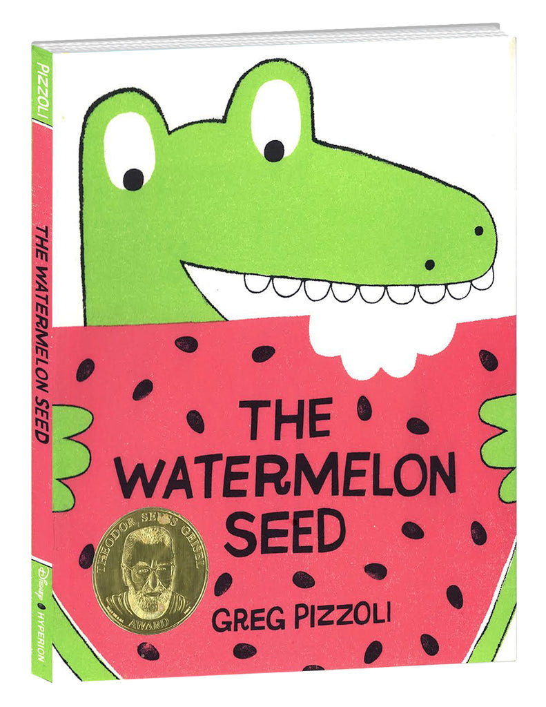 """The Watermelon Seed"" Hardcover Book"
