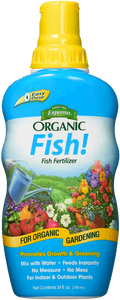 Espoma Organic Fish Fertilizer