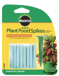 Miracle Gro Indoor Plant Food Spikes
