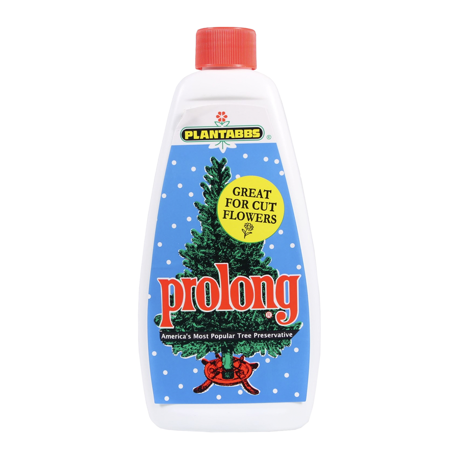 Prolong Christmas Tree Preservative