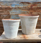 English Tumbled Pots Medium in Atlantis