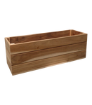 Teak Window Box Large