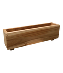 Teak Mini Herb Box