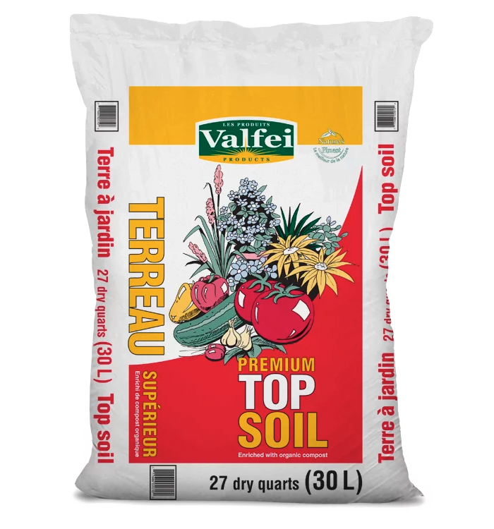 Large Top Soil