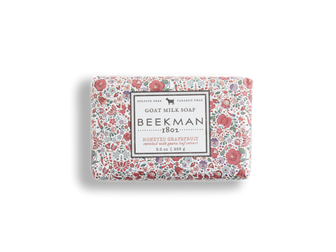 Beekman 1802 Honeyed Grapefruit Goat Milk  BarSoap