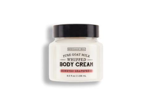 Beekman 1802 Honeyed Grapefruit Whipped Body Cream