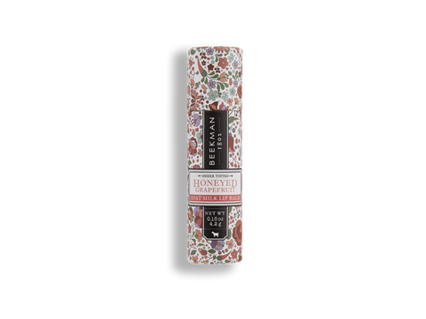 Beekman 1802 Honeyed Grapefruit Goat Milk Lip Balm