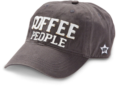 "Gray Coffee People"" Hat"