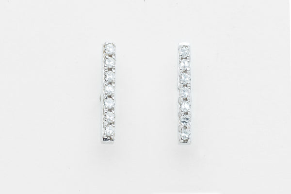 Twinkle Bar Earrings