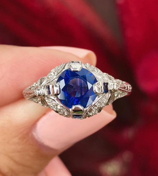Estate Reign Ring