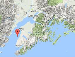 Earthquake Jolts Central Alaska May 2017