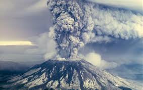 Mt. St. Helens- May 18, 1980