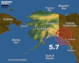 The May Day 2017 Yukon Earthquake- A warning for British Columbia