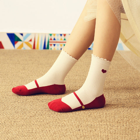 Creative Love Socks