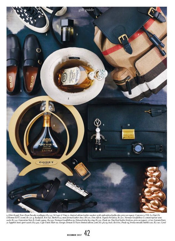 Wanted Luxury Gift Guide December 2017