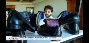 Fashion for Charity in Yerevan